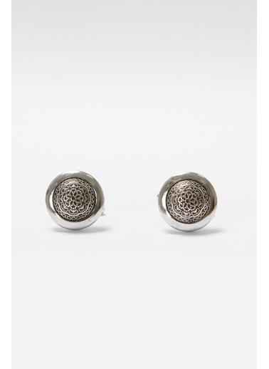 Altınyıldız Classics Kol Düğmesi 4A3820200053 Gümüş
